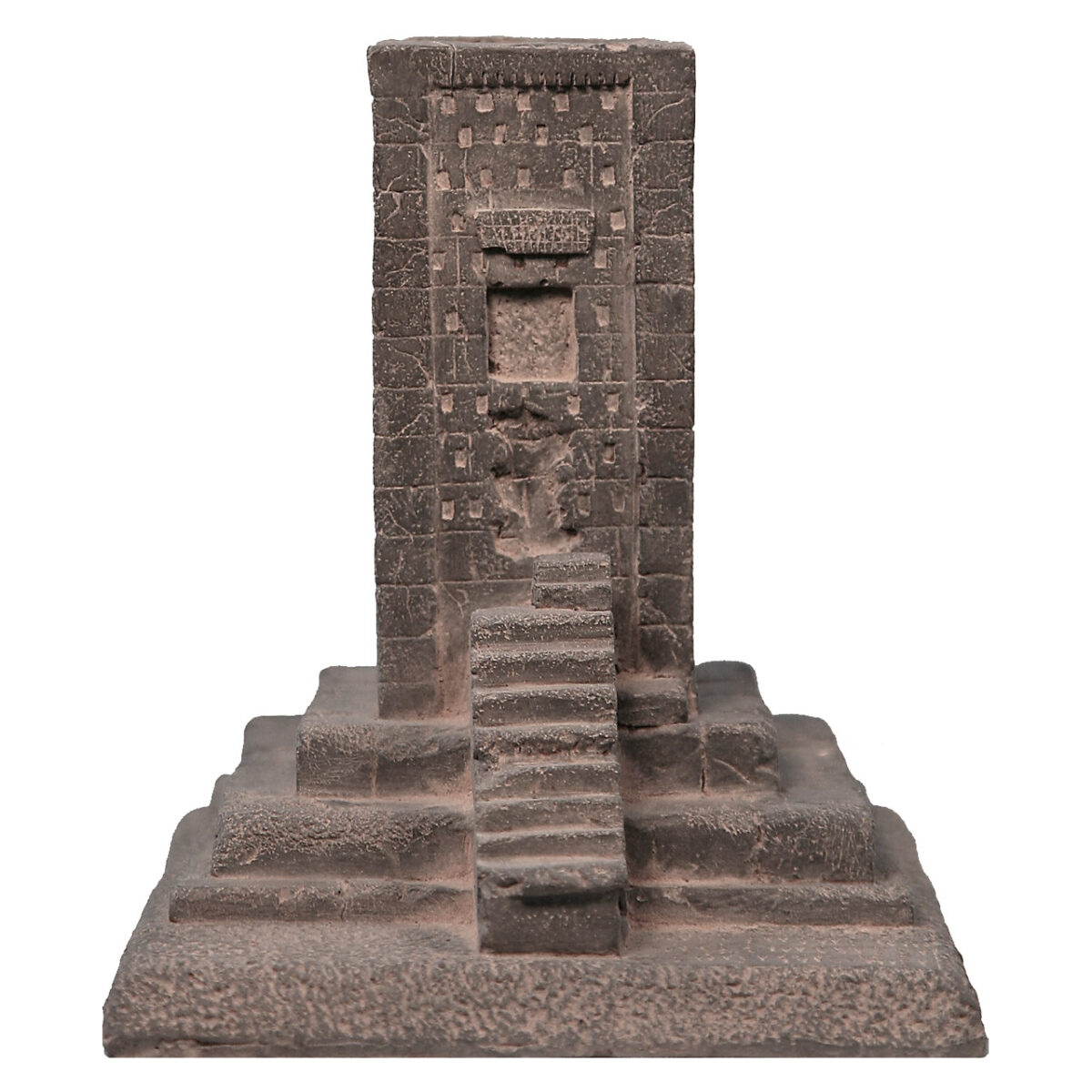 مجسمه تندیس و پیکره شهریار مدل کعبه زرتشت کد MO2440
