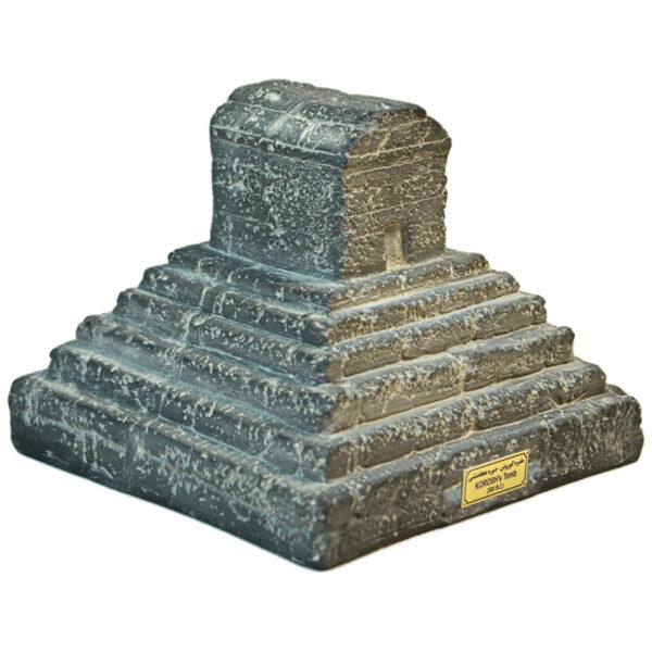 3931151 600x600 - مجسمه تندیس و پیکره شهریار مدل مقبره کوروش تخریبی کد MO1810 سایز بزرگ