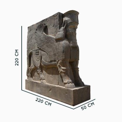 مجسمه و تندیس دروازه ملل کد FG710