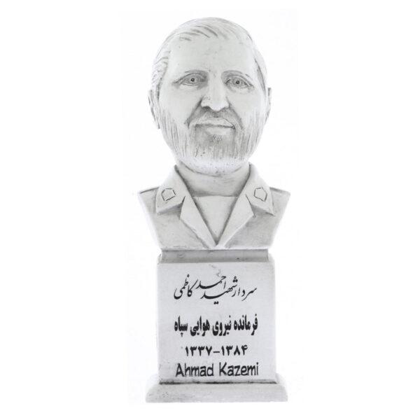 ahmad kazemi s 600x600 - سردیس شهید احمد کاظمی