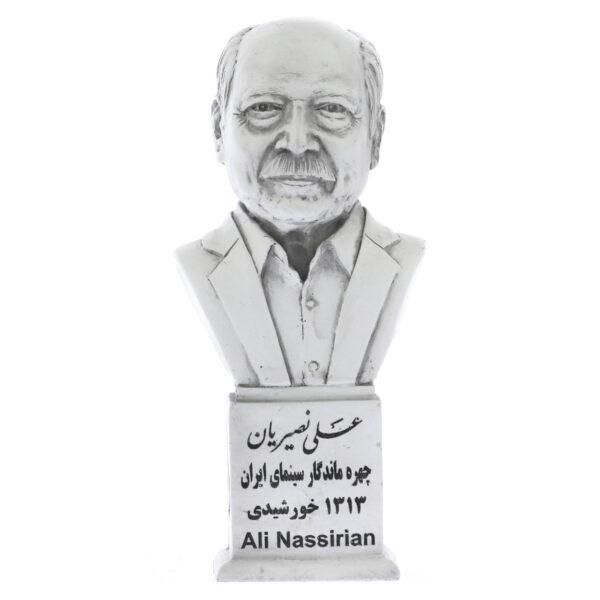 ali nasirian s 600x600 - سردیس  علی نصیریان