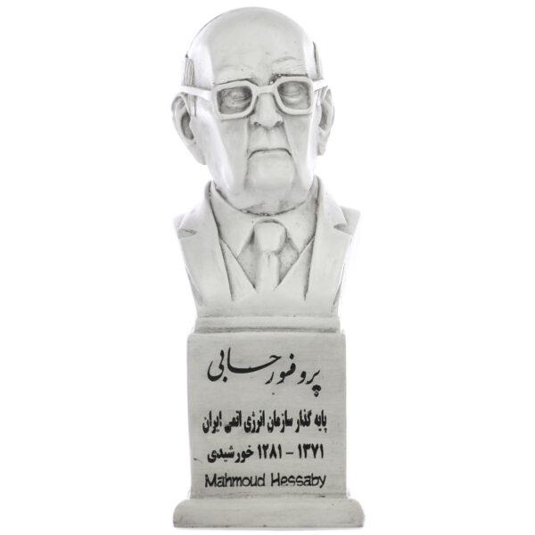 dr hesabi s 600x600 - سردیس پروفسور محمود حسابی