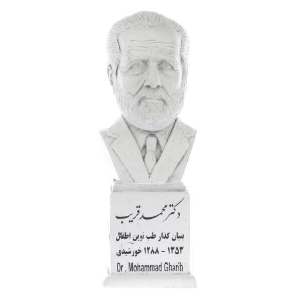 dr mohammad gharib s 600x600 - سردیس دکتر محمد قریب