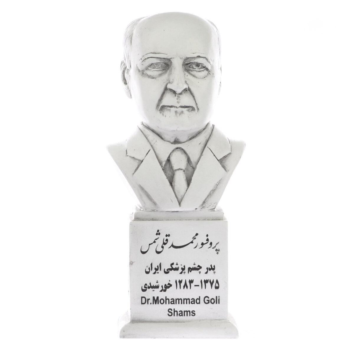 dr mohammad goli shams s 1200x1200 - سردیس پروفسور محمدقلی شمس