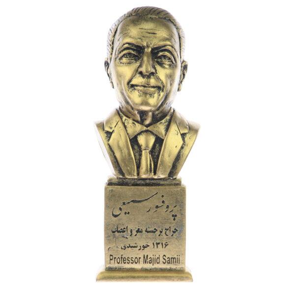 سردیس پروفسور مجید سمیعی