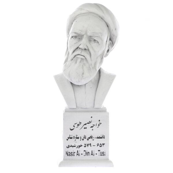khaje toosi s 600x600 - سردیس خواجه نصیرالدین طوسی