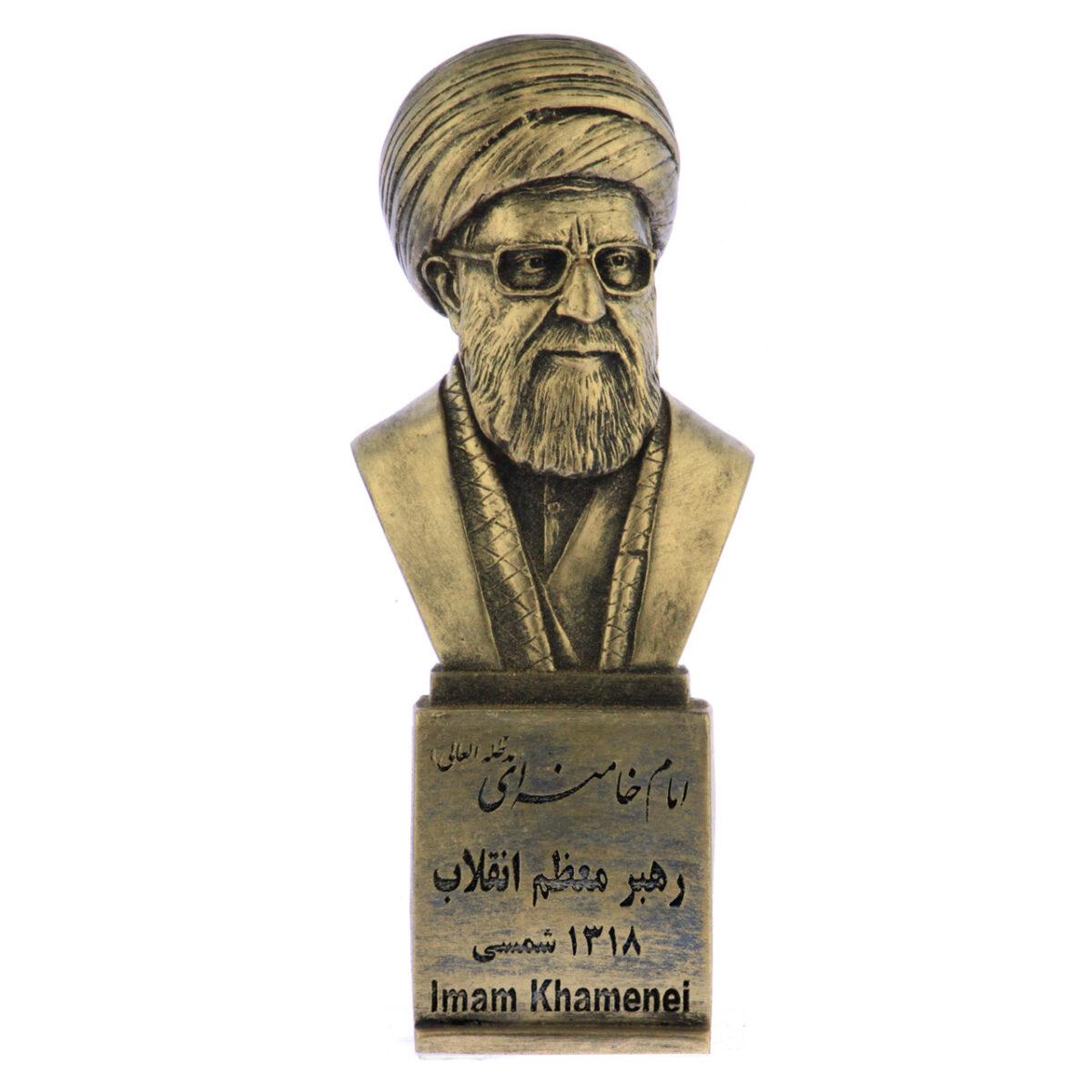سردیس آیت اللهالعظمی سید علی خامنهای