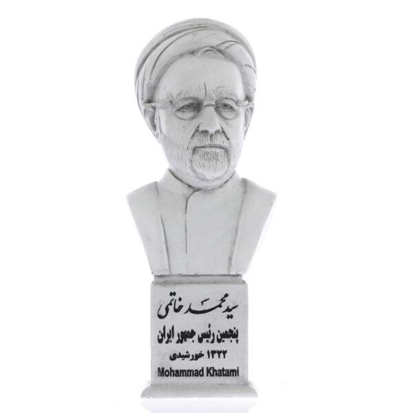 khatami s 600x600 - سردیس سید محمد خاتمی