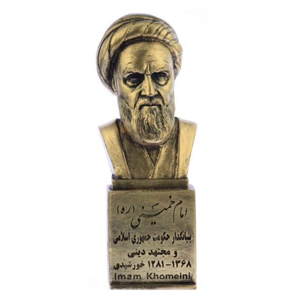 khomeini b 600x600 - سردیس روح الله موسوی خمینی