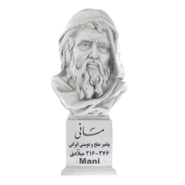 mani s 600x600 - سردیس مانی پیامبر