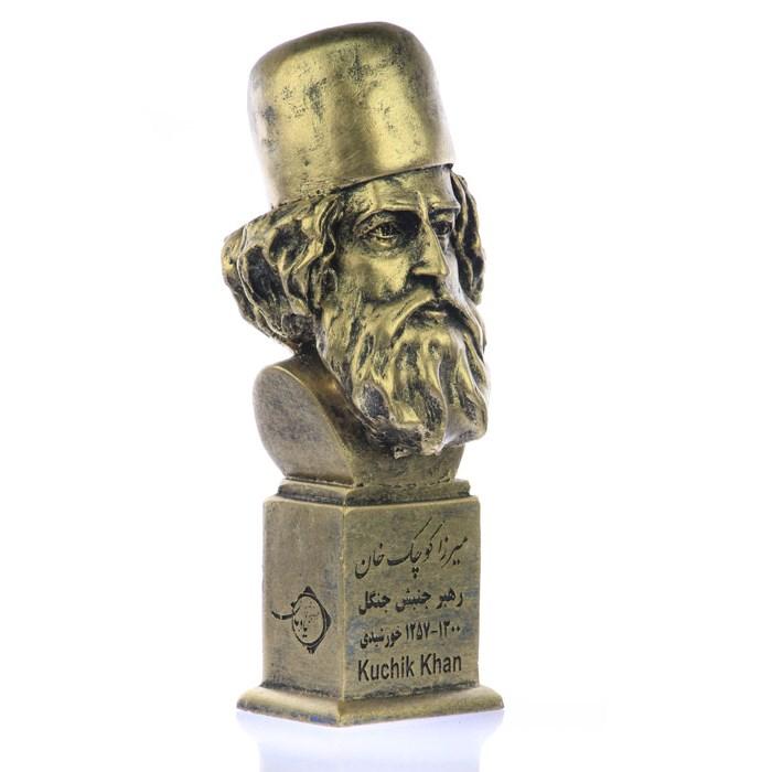 سردیس میرزا کوچک خان جنگلی