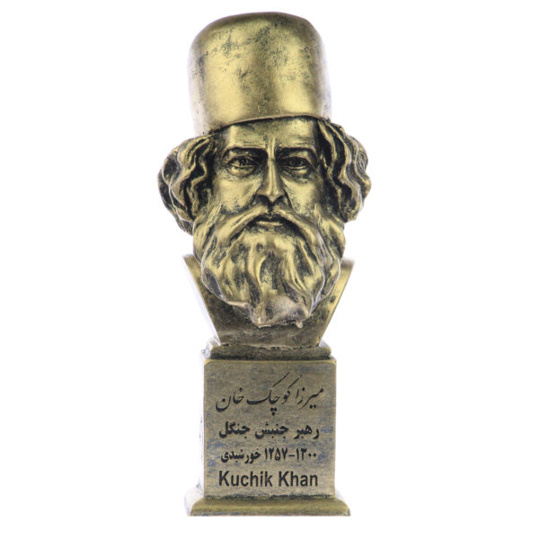 mirza kouchak khan jangali b 600x600 - سردیس میرزا کوچک خان جنگلی