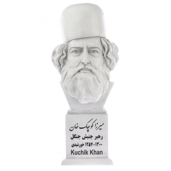 mirza kouchak khan jangali s 600x600 - سردیس میرزا کوچک خان جنگلی