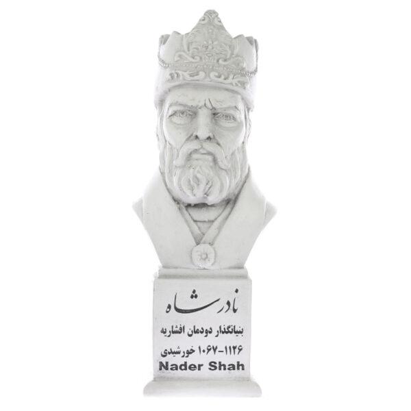 nader shah s 600x600 - سردیس نادر شاه افشار