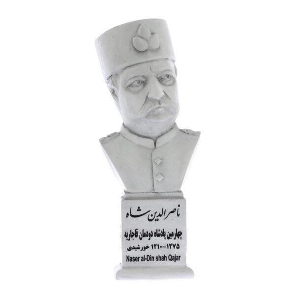 nase adin shah s 600x600 - سردیس ناصرالدین شاه قاجار