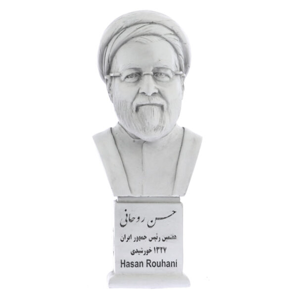rouhani s 600x600 - سردیس دکتر حسن روحانی