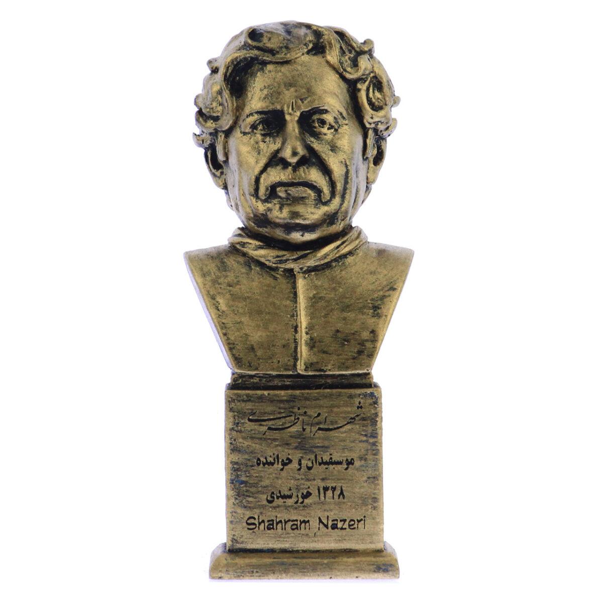 shahram nazeri b 1200x1200 - سردیس استاد شهرام ناظری