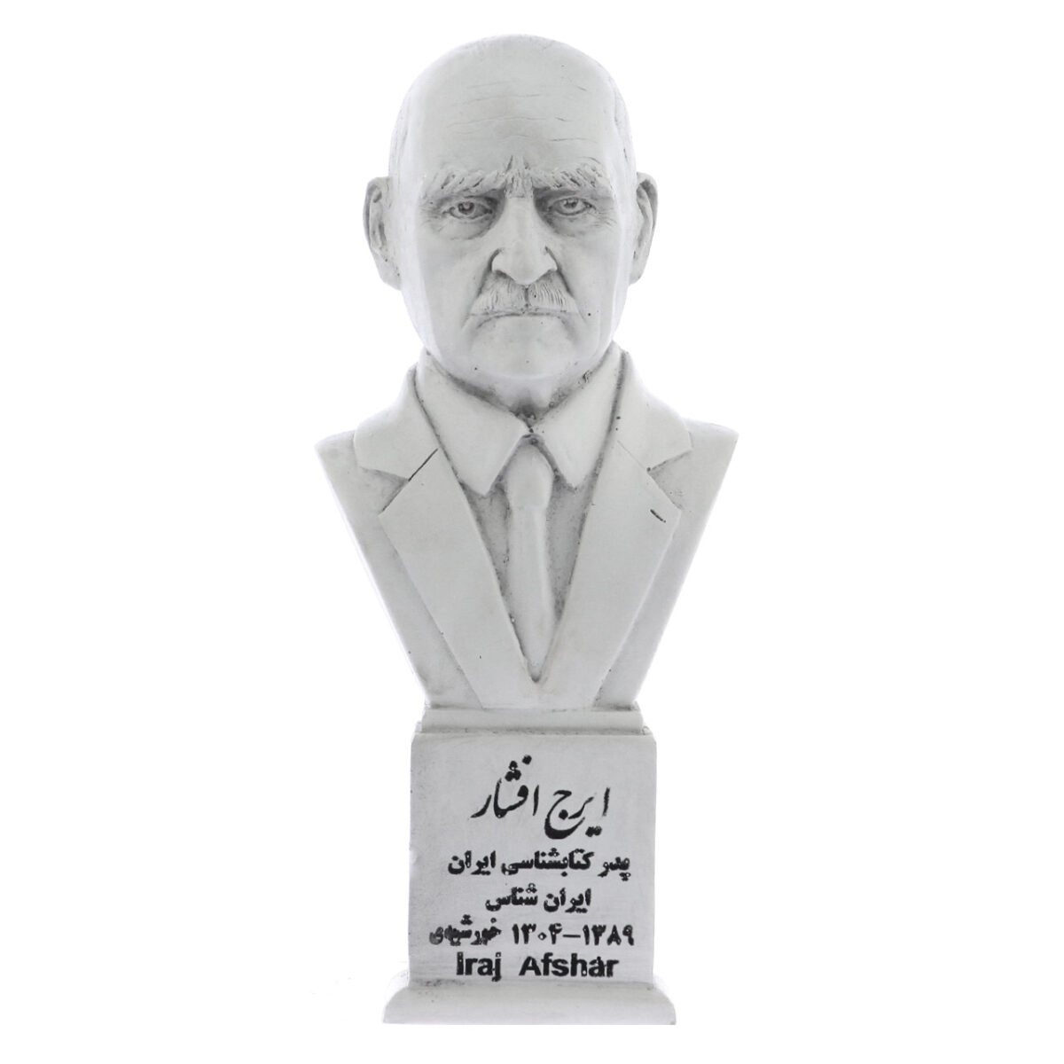 سردیس ایرج افشار