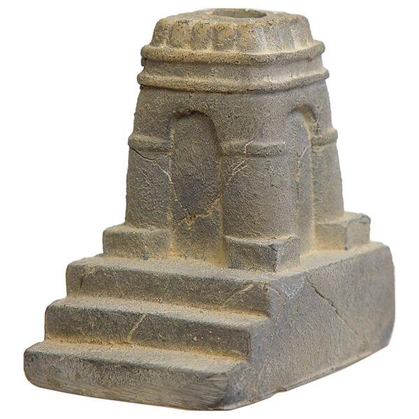 مجسمه تندیس و پیکره شهریار مدل آتشدان کد MO1260