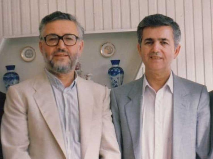 دکتر اسماعیل یزدی، برادر ابراهیم یزدی