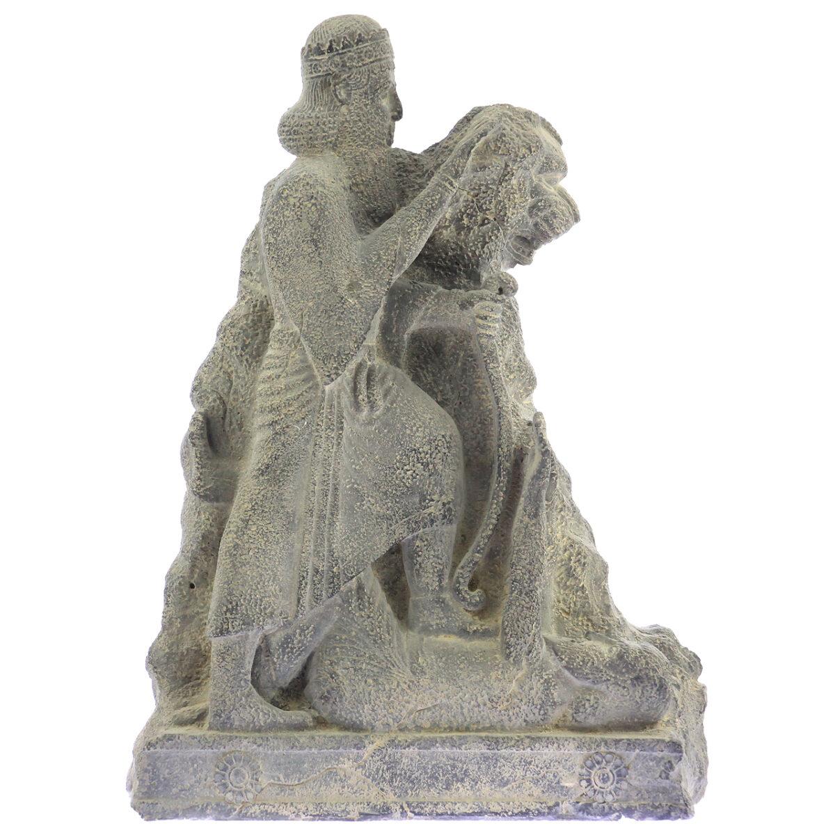 مجسمه تندیس و پیکره شهریار مدل کتیبه داريوش در بيستون کد MO2450