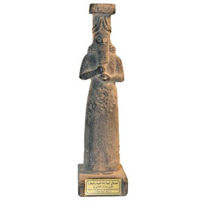 مجسمه تندیس و پیکره شهریار مدل الهه ایا آشور کد MO3270